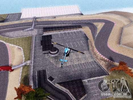 Laguna Seca Raceway para GTA San Andreas segunda tela