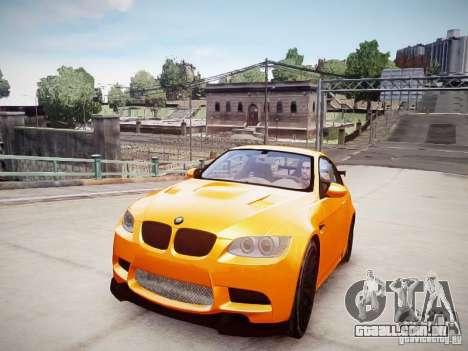 BMW M3 GT-S para GTA 4 vista direita