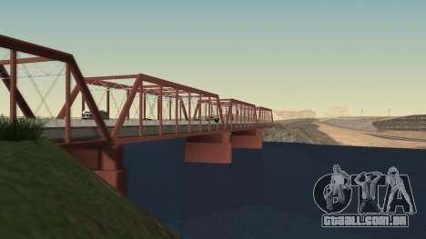 A nova ponte de LS-LV para GTA San Andreas