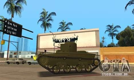 T-38 para GTA San Andreas