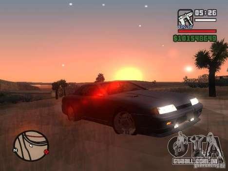 Novo Elegy para GTA San Andreas