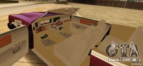Feltzer HD v2 para GTA San Andreas traseira esquerda vista