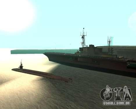 Real New San Francisco v1 para GTA San Andreas sexta tela