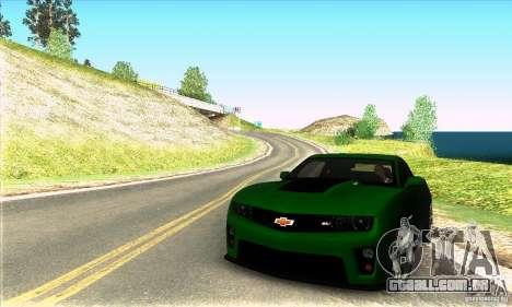 Real HQ Roads para GTA San Andreas sétima tela