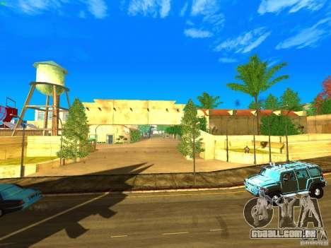 New Studio in LS para GTA San Andreas quinto tela
