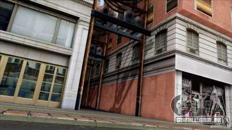 SA Beautiful Realistic Graphics 1.6 para GTA San Andreas quinto tela