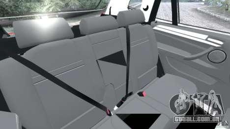 BMW X1 para GTA 4 vista lateral