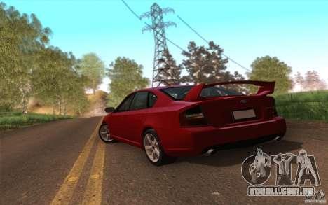 SA Illusion-S V3.0 para GTA San Andreas terceira tela