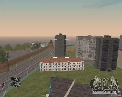 Nižegorodsk 0.5 BETA para GTA San Andreas