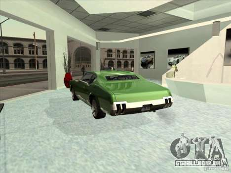 ENBSeries by Chris12345 para GTA San Andreas por diante tela