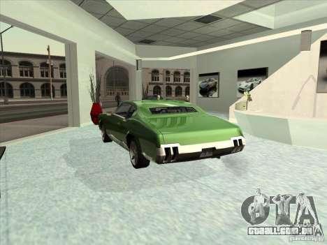 ENBSeries by Chris12345 para GTA San Andreas por diante tela