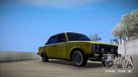 V3 Retro VAZ 2106 para GTA San Andreas