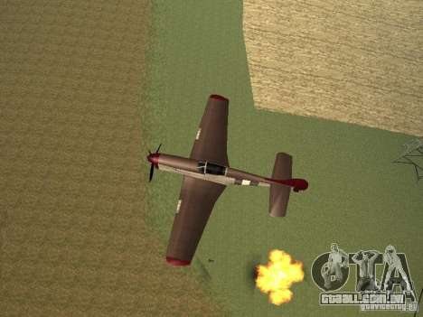 Air Strike para GTA San Andreas terceira tela