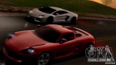 SA Beautiful Realistic Graphics 1.6 para GTA San Andreas décima primeira imagem de tela