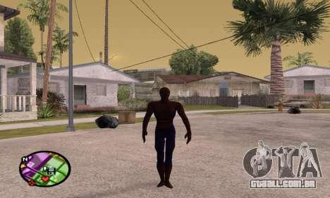 Spider Man and Venom para GTA San Andreas segunda tela