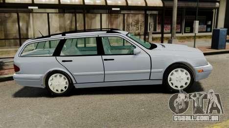Mercedes-Benz W210 Wagon para GTA 4