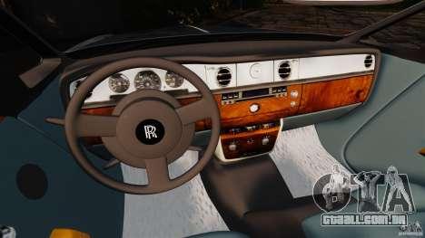Rolls-Royce Phantom Convertible 2012 para GTA 4 vista direita