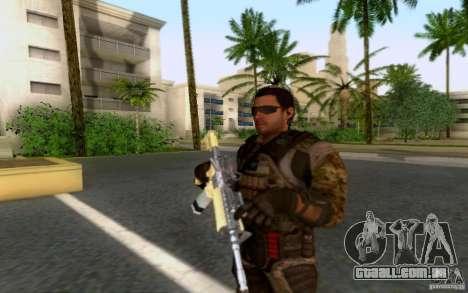 David Mason para GTA San Andreas terceira tela