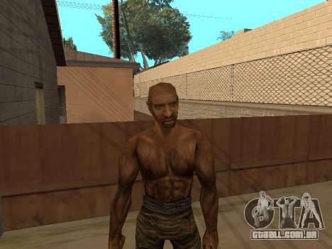Pak peles de gótico 1 para GTA San Andreas