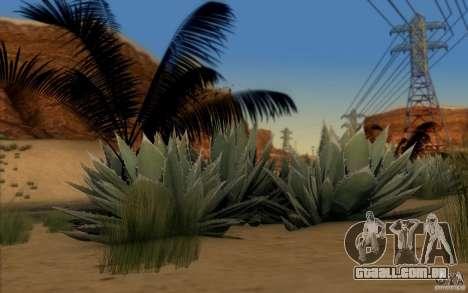 RoSA Project v1.0 para GTA San Andreas segunda tela