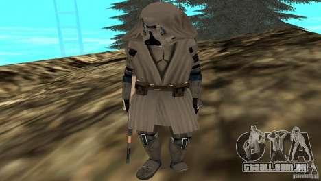 Commander Keller para GTA San Andreas terceira tela