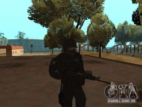 Membro do FSB para GTA San Andreas