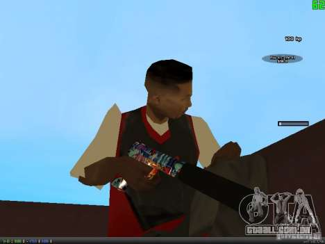 Graffiti Gun Pack para GTA San Andreas segunda tela