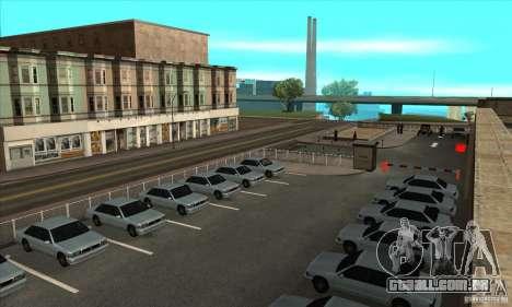 Renovação de escolas em San Fierro V 2.0 Final d para GTA San Andreas