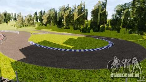 Meihan Circuit para GTA 4 por diante tela