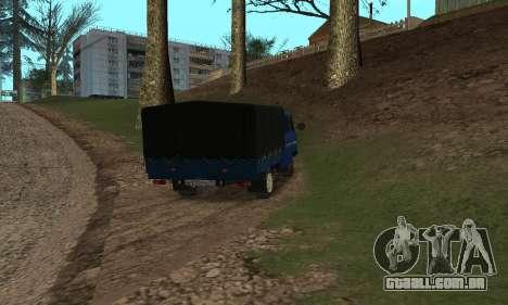 UAZ 39094 Fermer para GTA San Andreas vista direita