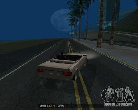 Feltzer v1.0 para GTA San Andreas vista direita