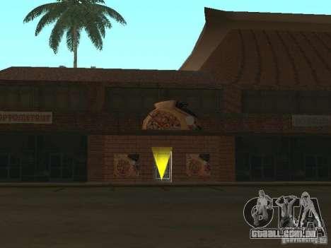 New Chinatown para GTA San Andreas oitavo tela