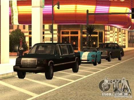 Club para GTA San Andreas segunda tela