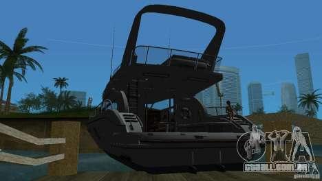 Barco para GTA Vice City vista direita