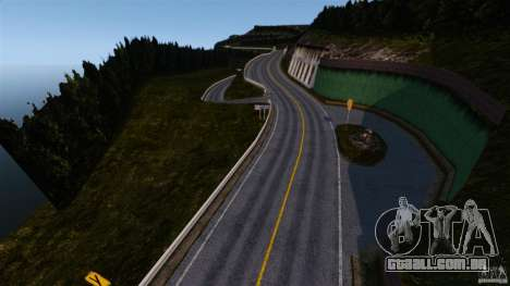New Akina para GTA 4 sétima tela