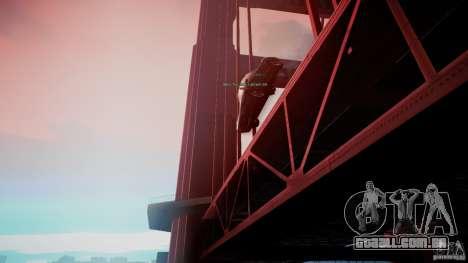 ENBSeries HQ para GTA San Andreas por diante tela