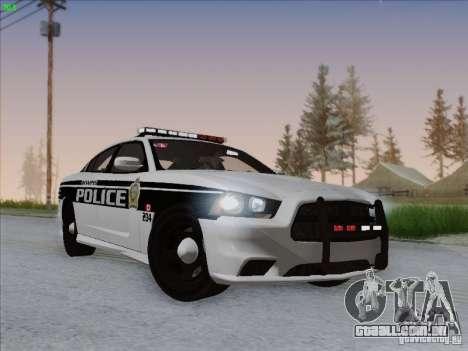 Dodge Charger 2012 Police para GTA San Andreas