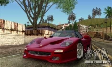 SA_gline v 2.0 para GTA San Andreas nono tela