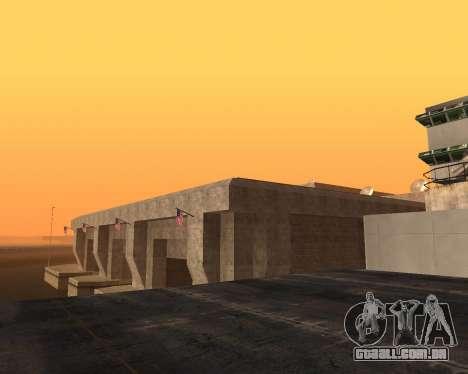 Real New San Francisco v1 para GTA San Andreas quinto tela