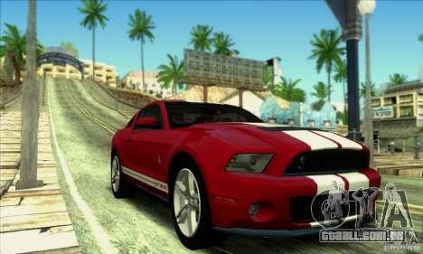 SA_gline v 2.0 para GTA San Andreas sexta tela