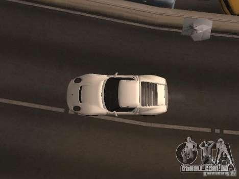Lamborghini Miura LP670 para GTA San Andreas vista traseira