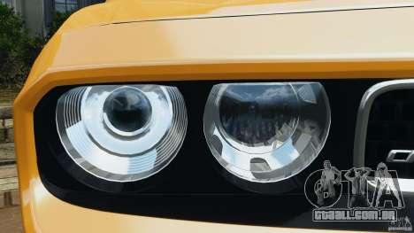 Dodge Challenger SRT8 392 2012 [EPM] para GTA 4 motor