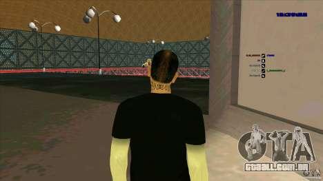 Ed Hardy para GTA San Andreas segunda tela