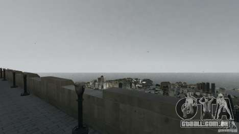 Saites ENBSeries Low v4.0 para GTA 4 twelth tela