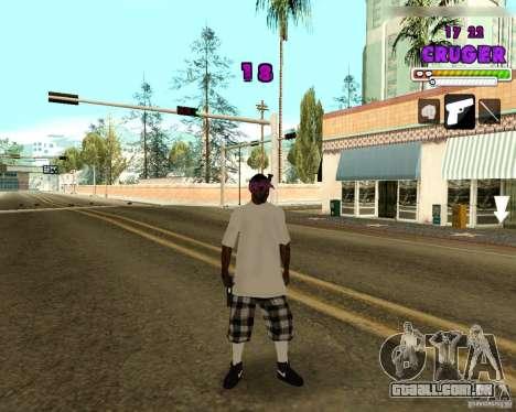 Ballas by R.Cruger para GTA San Andreas segunda tela