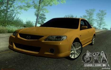 Mazda Speed Familia 2001 V1.0 para GTA San Andreas