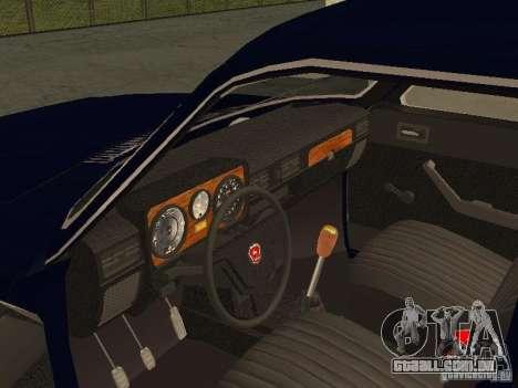 GAZ 3102 para GTA San Andreas vista direita