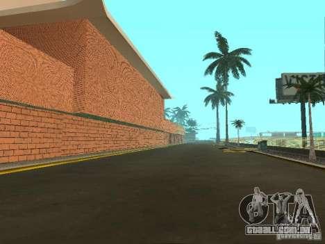 New Chinatown para GTA San Andreas quinto tela