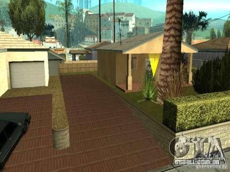 Parking Save Garages para GTA San Andreas segunda tela
