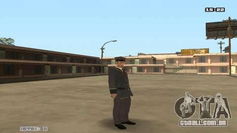 Army Skin Pack para GTA San Andreas segunda tela